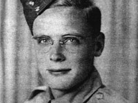 Alvin Lawrence Cook (1919-1998) veteran of the Second World War, Gays River, NS. David Lawrence Cook