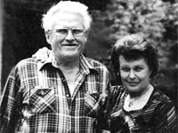 John Duncan Cooke Jr. (1908-1994) and sister Ethel Beebe Cooke (1910-1989) Connecticut and New York. Jean M. Cooke Hull Collection