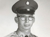 PFC Billy Harold Cook (1943-2012) Texas. <i>Heath Cook Collection</i>